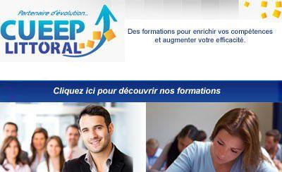 Découvrez les offres de formation du CUEEP Littoral