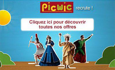 Rejoignez les équipes de Picwic !