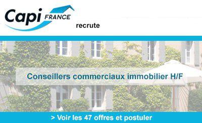 Faites carrière dans l'immobilier avec CAPI France