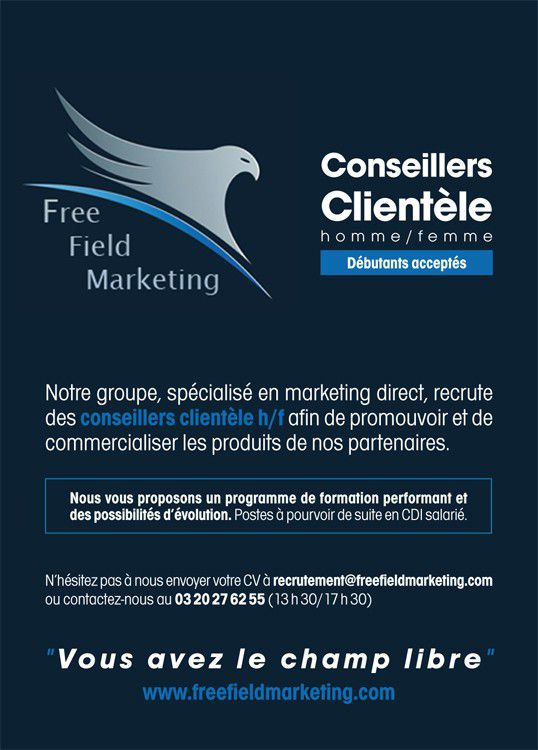 conseiller commercial h  f  cdi