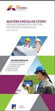 Responsable du mastère SYSPEC Manager en gestion des énergies renouvelables