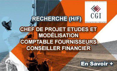 CGI Finance recrute à Marcq-en-Baroeul !
