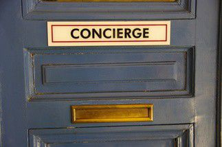 define concierge service