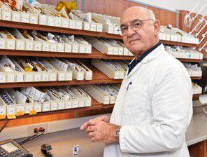 Apprentie préparatrice en pharmacie