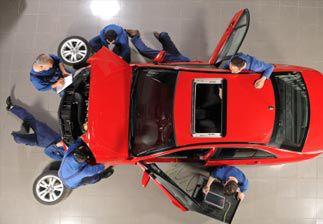 Les métiers des services automobiles