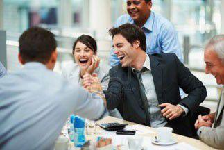 La bonne pratique de l'humour au travail